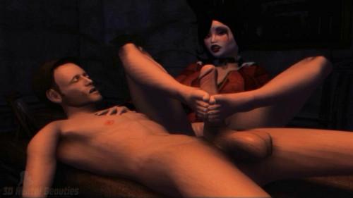 Femdom Vixens 2 3D Porno
