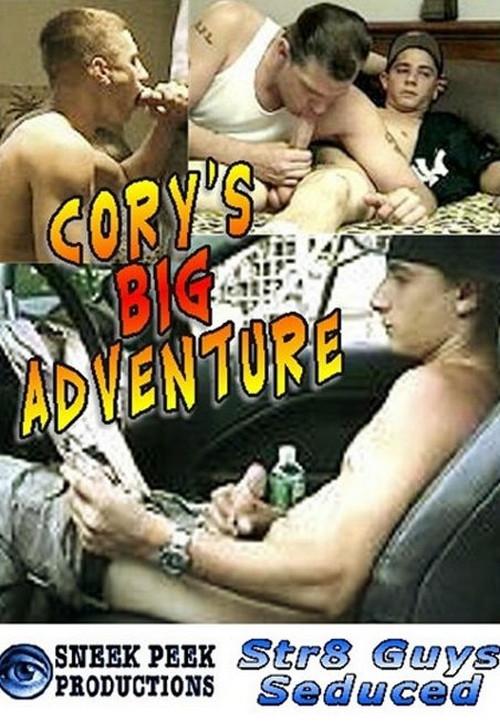 Corys Big Adventure Gay Movie