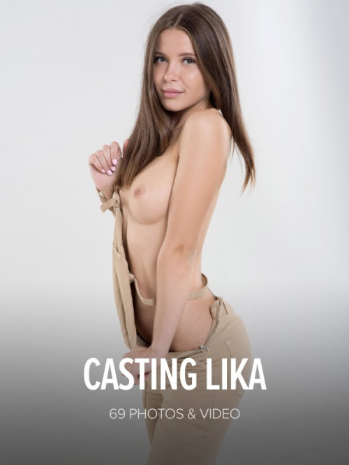 Casting Lika Porn Photo