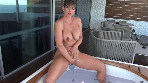 Perv Caught Spying On Me In Jacuzzi Xxx