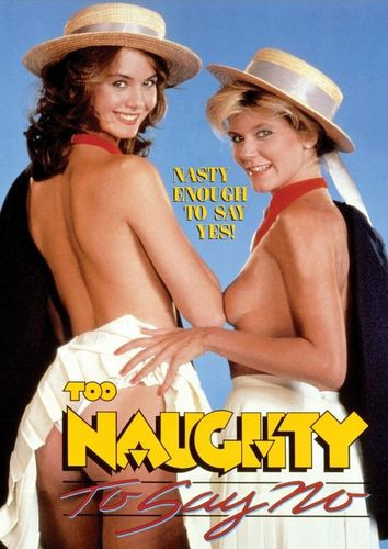 Too Naughty To Say No (1985) - Lisa De Leeuw, Ginger Lynn Vintage Porn