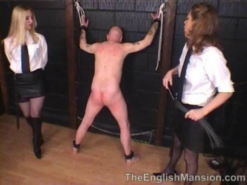 The New World Order - Mistress Sidonia Femdom and Strapon