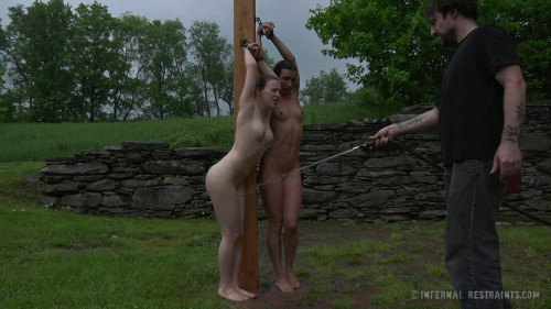 infernal restraints wenona mattie borders - teamwork - Extreme, Bondage, Caning