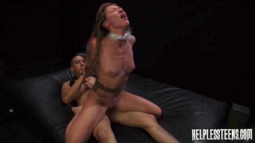 Callie Calypso Endures Domination, Outdoor Rough Sex & Rope Bondage for a Ride