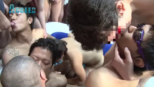 Pissing Copulation part 2 Gay Asian