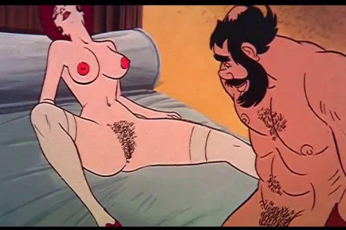Once Upon A Girl (1976) Cartoons
