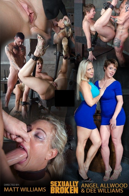 SexuallyBroken - August 19, 2016 - Angel Allwood - Dee Williams - Matt Williams - Sergeant Miles