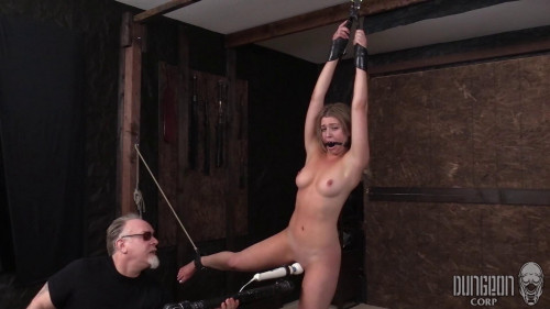 Blossoming in Bondage part 3 BDSM