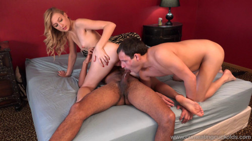 CumEatingCuckOlds Alexa Gracei His Choice Femdom and Strapon