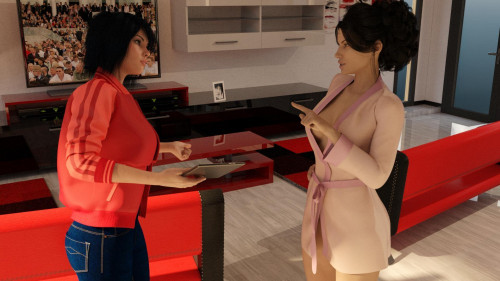 Intimate Relations Porn games