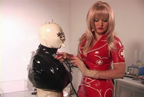 Mistress Aradia & Paige Richards BDSM Latex