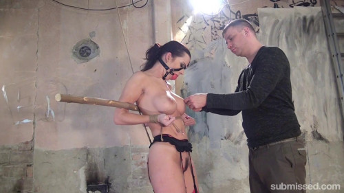 Cindy Dollar's Struggle (2012) BDSM