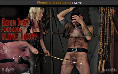 Sensualpain Flogging slave Larry
