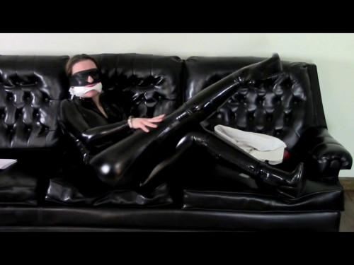 Catburglar from Domme to Sub BDSM Latex