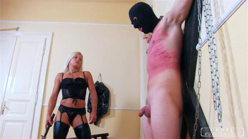 Cruel Punishments Brutal Punishment From Zita Full Femdom and Strapon