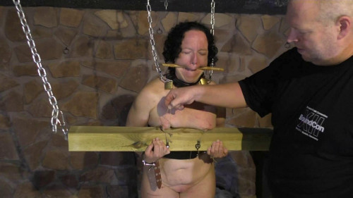 Tiny Tits & Nipple Torture for Minuit