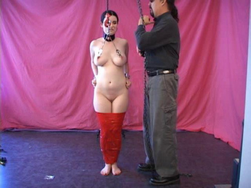 Naked Slavegirls Punished BDSM