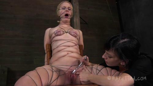 Bondage, domination and castigation for hawt whore part 1