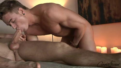 Massaging Cameron
