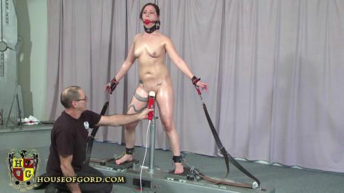 Kay meets the Splitzer BDSM