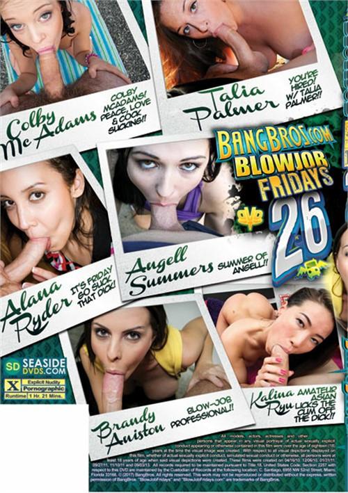 Blowjob Fridays vol 26