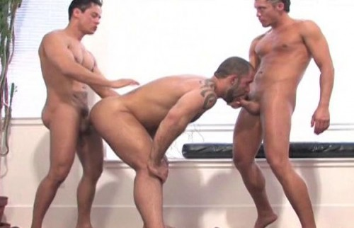 Humongous Cocks In Anal Party
