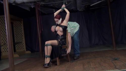 Sarah Brooke: Chair and Nipple Fun
