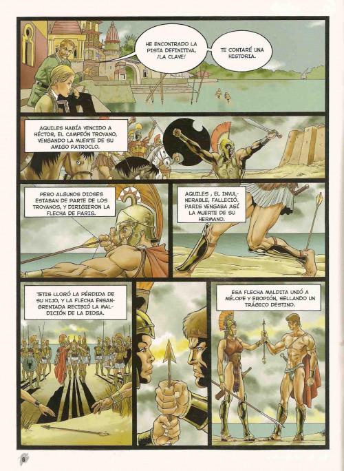 Eros Comix Comics