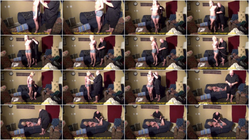 Brella Hogtied at Home Part One (2016)