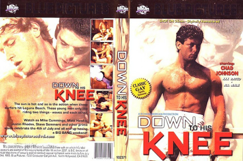 Down To His Knee