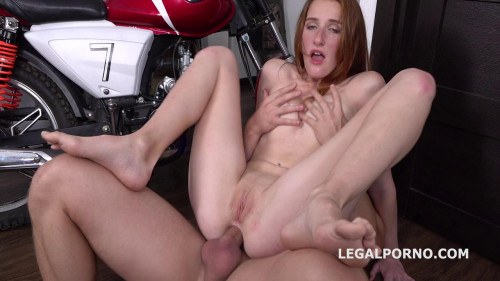 Mr. Anderson anal Casting Foxy Lee, Balls Deep Anal, Atm Gapes
