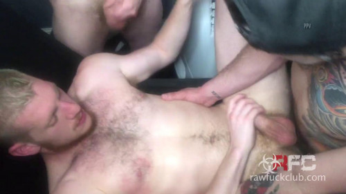 Raw Fuck Club - Block Cock Party Gay Clips