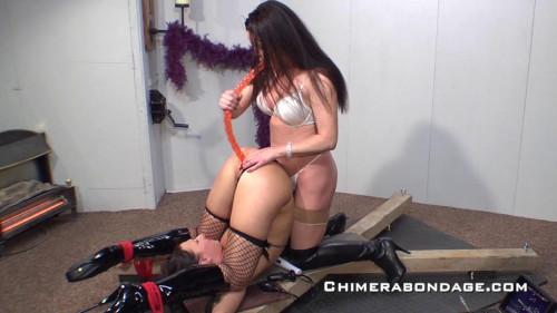 """Unique collection 13 Clips """"ChimeraBondage"""". Part 9. BDSM"""