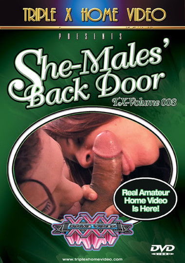 She-Males' Back Door (2006)