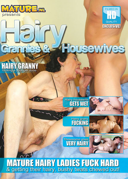 Hairy Grannies and Housewives (2016)
