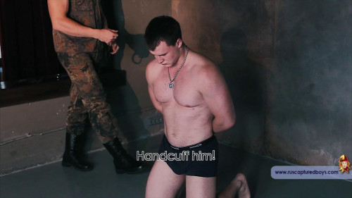 Russian Captured Boys part 48