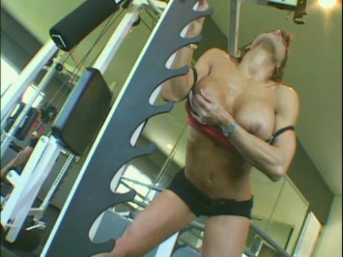 Body-Builders in Heat Vol.13 Female Muscle