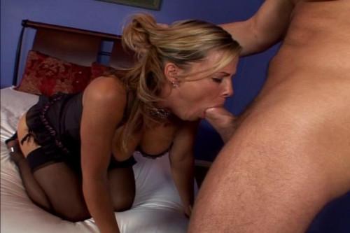 Dirty Pornstar Wildly Fucking Dick