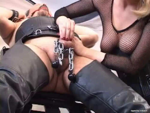 Cherry Torn Femdom and Strapon