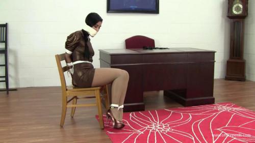 Enchantress Sahrye - Secretary Pleasure Bound HD
