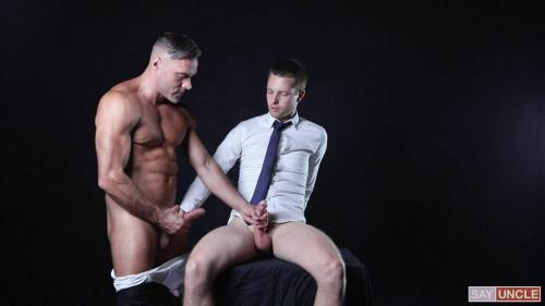 Benjamin Blue and Manuel Skye - Supervising His Sin