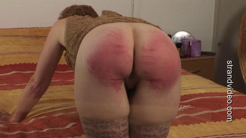 English-spankers - (spr-626) - When she got home