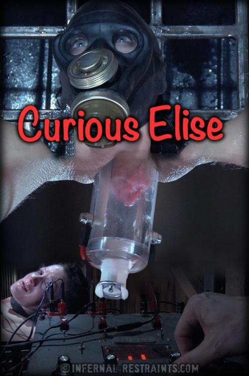 Curious Elise Bonus - Only Pain HD