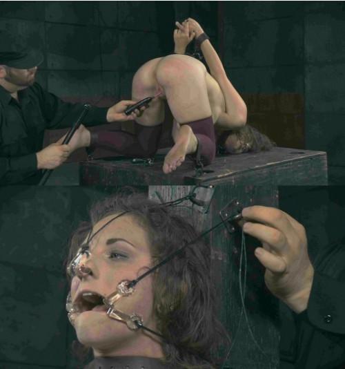 Intense face bondage
