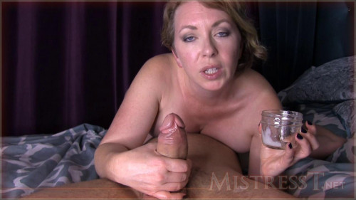 Mistress T Femdom and Strapon