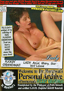 Fuckin grandma