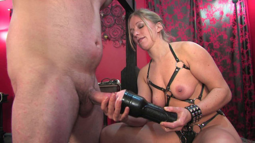 Mistress Jennifer - Hollywood Hayden - Domination HD Femdom and Strapon