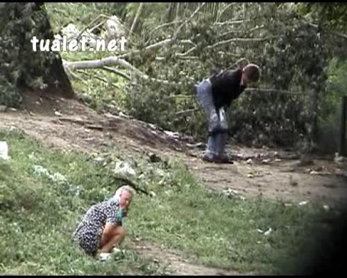 Peeing Voyeur Outdoor Spy 76 (2009) Hidden Cam Sex