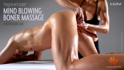 Mind Blowing Boner Massage Massage