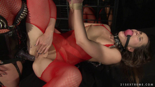 Ashley & Kathia Nobili - Mistress Kathias Dungeon BDSM